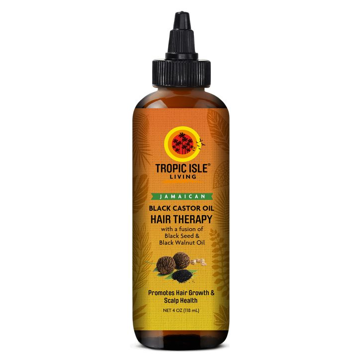 Jamaican Black Castor Oil Hair Therapy