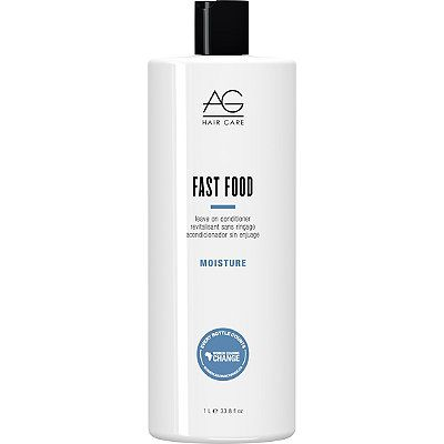 Moisture Fast Food Leave-On Conditioner