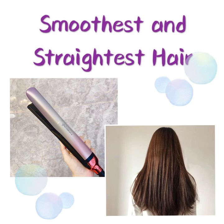 How to get the smoothest and straightest hair