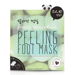 Fruit Enriched Peeling Foot Mask