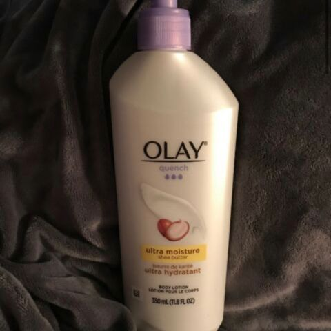 OLAY BODY LOTION TO THE SAVE!