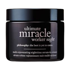 Ultimate Miracle Worker Night Multi-Rejuvenating Nighttime Serum-In-Cream