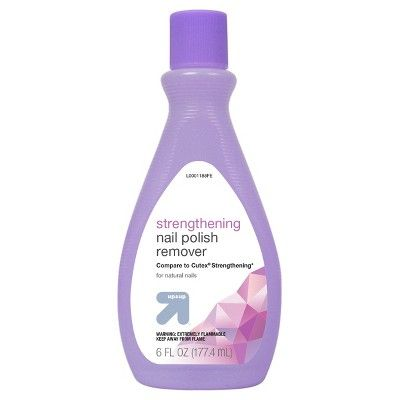 Strengthening Nail Polish Remover