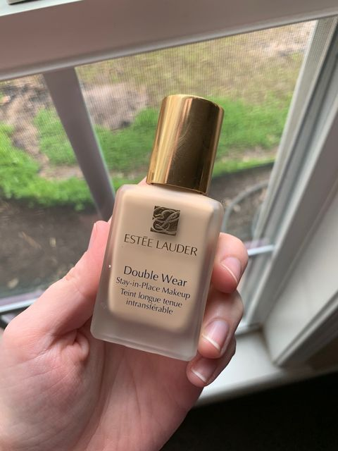 My perfect foundation shade! Double wear in Ecru