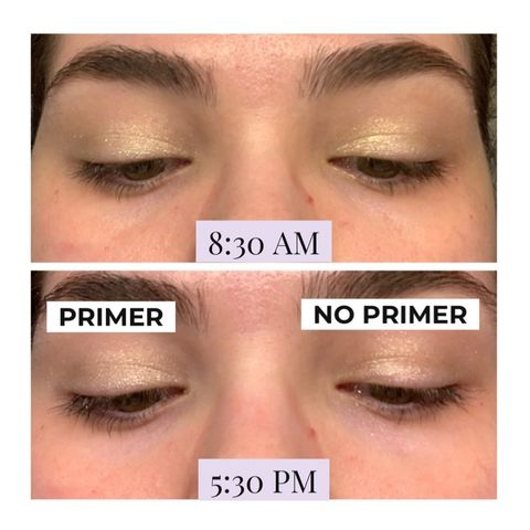 Is UD's shadow primer worth it? Wear test!