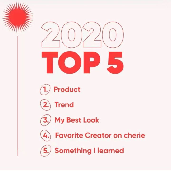 💖My 2020 top 5 for beauty💖