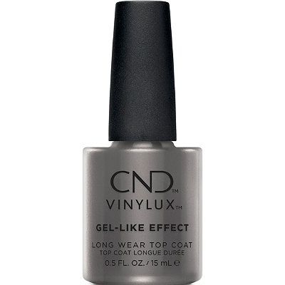 Gel-Like Effect Long Wear Top Coat