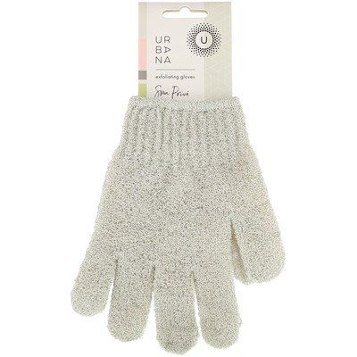 Urbana, Spa Prive, Exfoliating Gloves