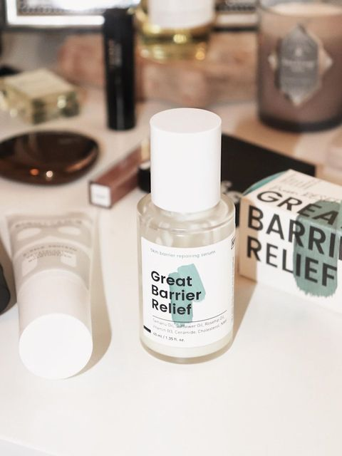 GREAT BARRIER RELIEF // krave