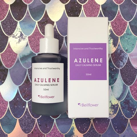 K Beauty Azulene Daily Calming Serum 💜