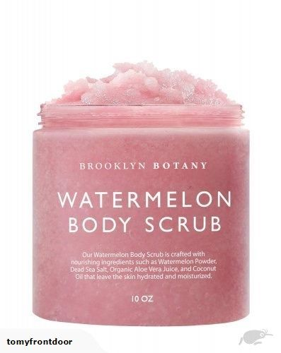 Watermelon Body Scrub