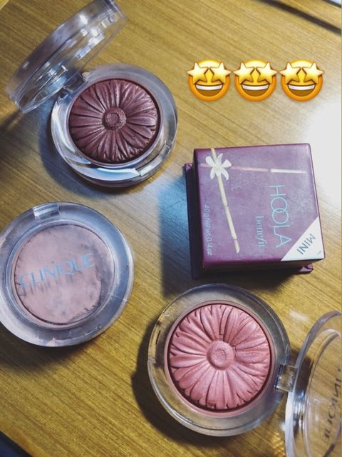 Bronzer or blush? I want both!