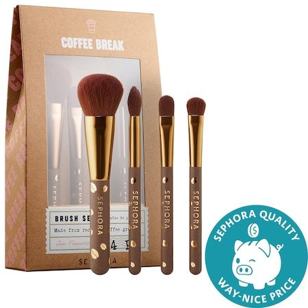 Coffee Break Brush Set