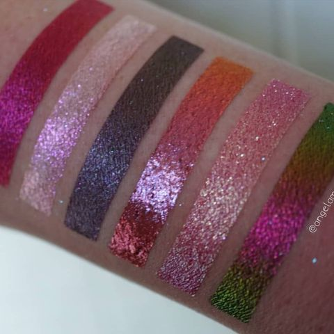 More Tammy Tanuka pigments!! O