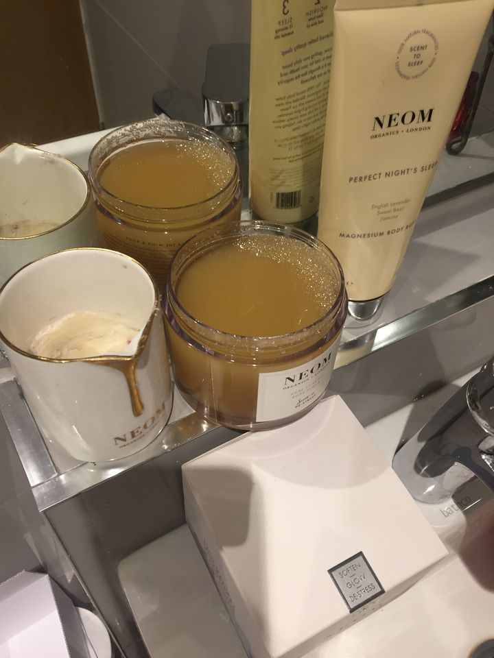 Neom- luxury body products that smell divine! | Cherie