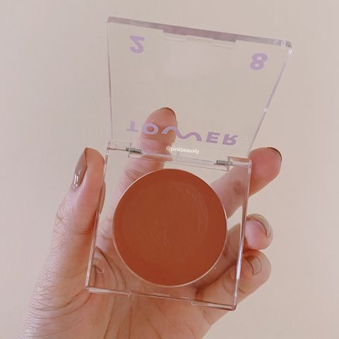 Highly pigmented cream blush!