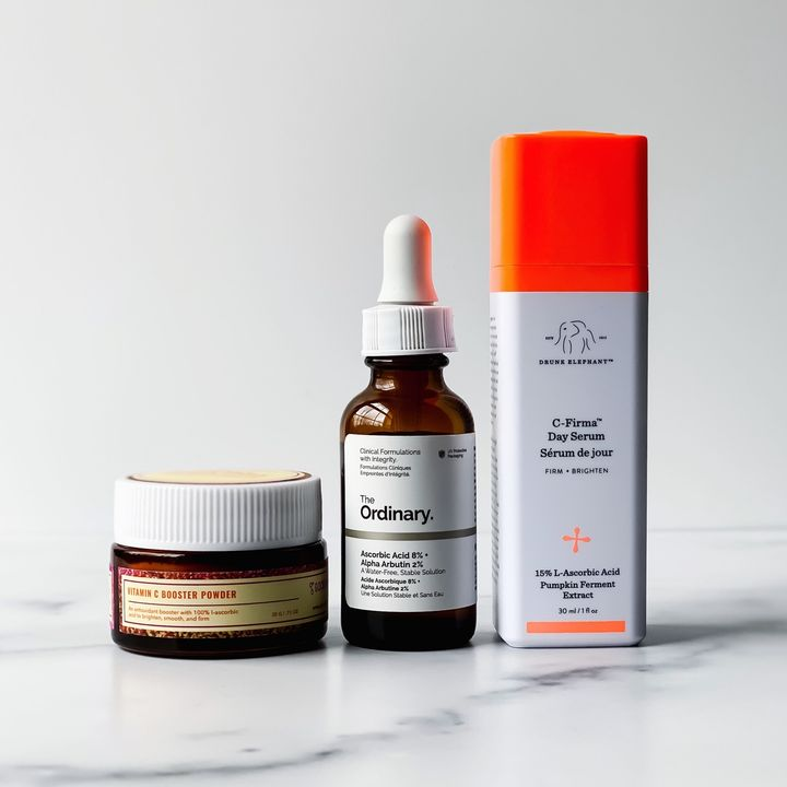 My Top 3 Vitamin C Products