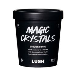 Magic Crystals Shower Scrub