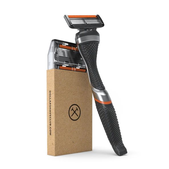 BLADES THE EXECUTIVE, DOLLAR SHAVE CLUB, cherie
