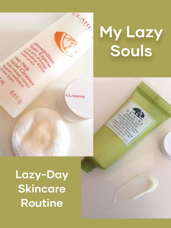 Lazy day Routine for Lazy Souls | Cherie