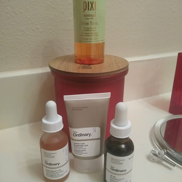 This diminished my dark spots | Cherie