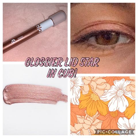 Mini makeup mood board!