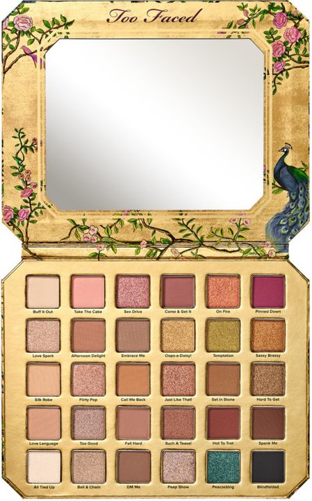 Natural Lust Naturally Sexy Eyeshadow Palette
