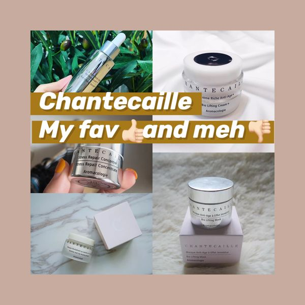 Expensive💰=Effective✅? For Chantecaille, my answer is... | Cherie