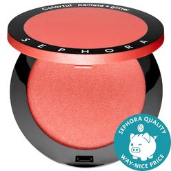 Colorful Face Powders