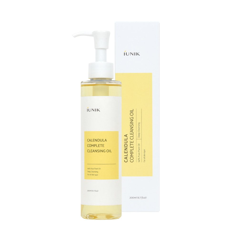 Calendula Complete Cleansing Oil