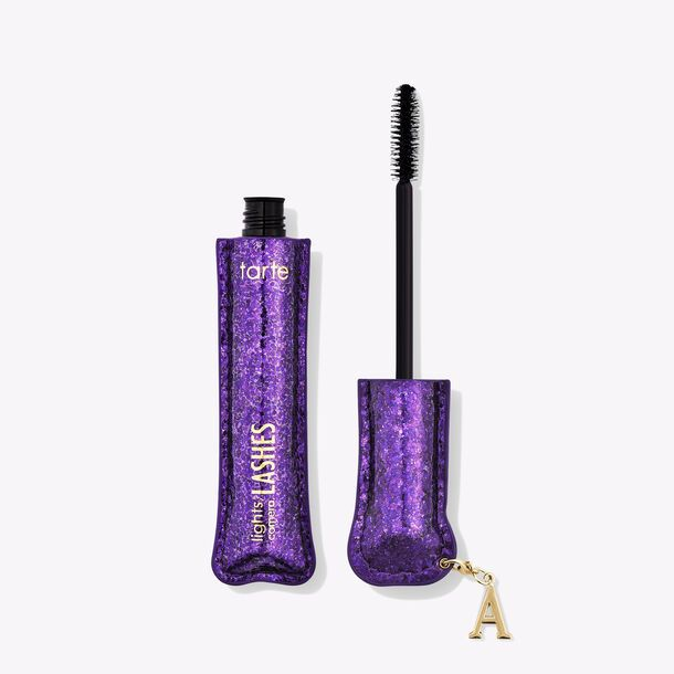 Limited-edition Lights, Camera, Lashes™ 4-in-1 Mascara with Initial Charm
