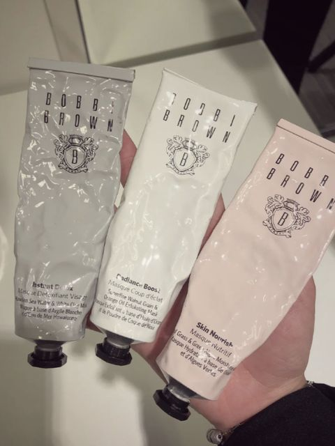 Bobbi Brown Masks - which one suits you best!