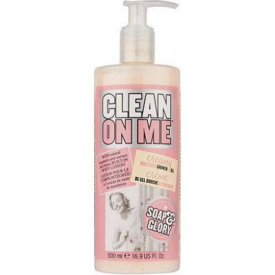 Clean On Me Creamy Clarifying Shower Gel