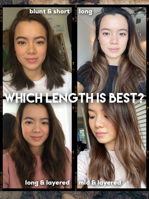Which hair length is best for me? 💖