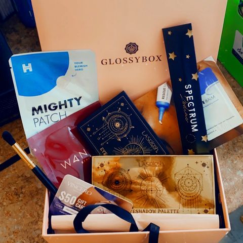 Glossy Box Subscription