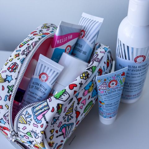 Why is First Aid Beauty so FAB?