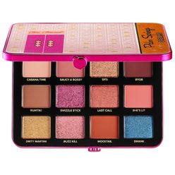 Palm Spring Dreams Eyeshadow Palette – Peaches and Cream Collection