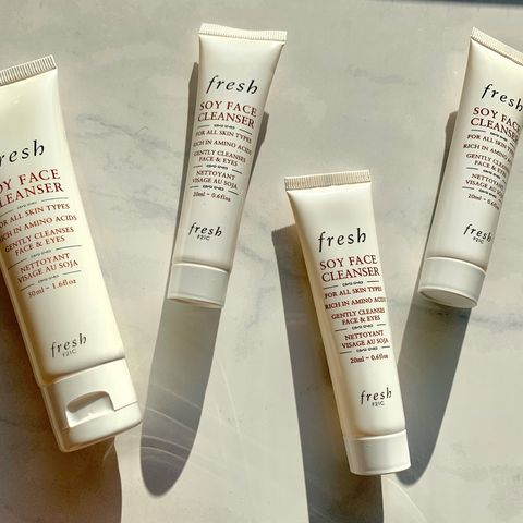 Holy grail - Fresh Soy Face Cleanser