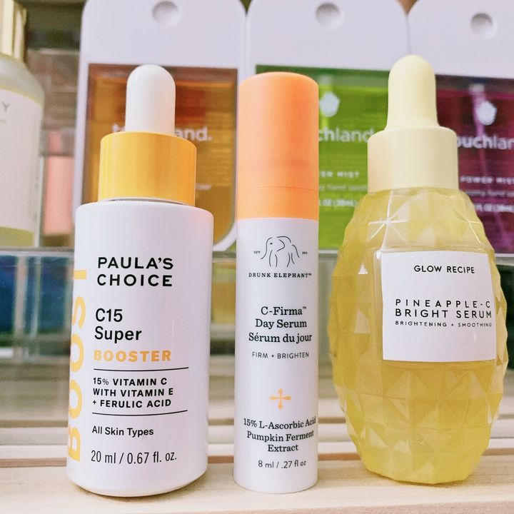 Vitamin C Serums that are NOT worth the hype
