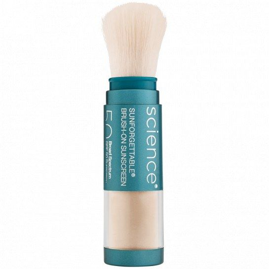 Sunforgettable Total Protection Brush-On Shield SPF 50, colorescience, cherie