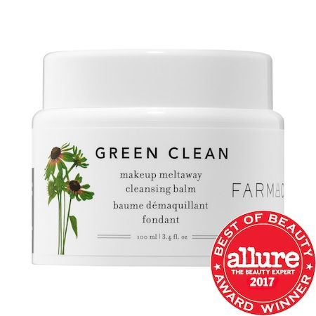 Green Clean Makeup Removing Cleansing Balm, FARMACY, cherie