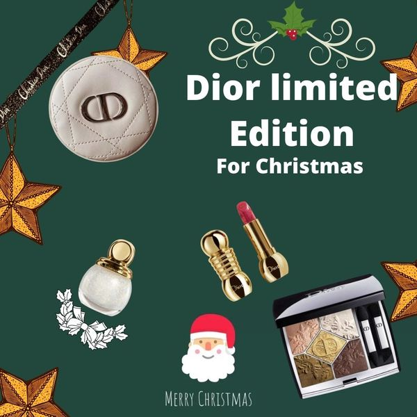 Definitely catching my eyes! Buying Dior as your Christmas gifts in 2020!!     Cherie