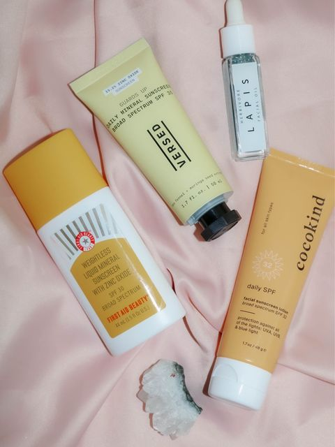 The Best of Mineral SPF