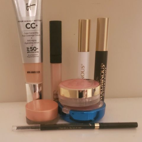 My Current 10 min makeup routine