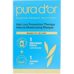 Single Use Hair Thinning Therapy Intense Moisturizing Masque