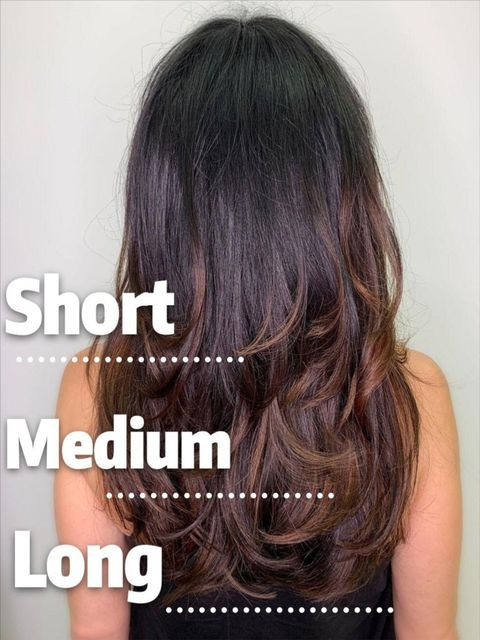 Easy & Fast ✂ 3 steps to cut gorgeous layers at home
