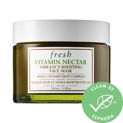 Vitamin C Glow Face Mask