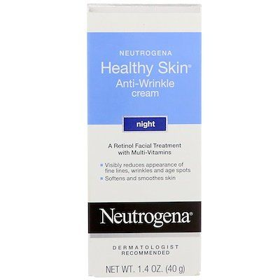 Healthy Skin Anti-Wrinkle Cream for Night