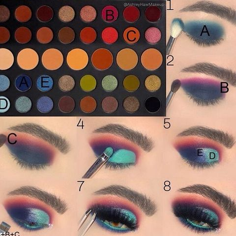 1, 2, 3, or 4?! Which look so