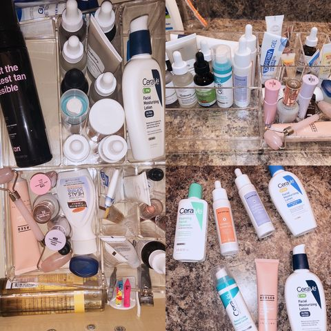 💕organization & how to move with skincare💕